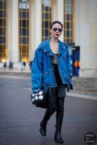 STYLE DU MONDE / Paris Fashion Week FW 2016 Street Style: After Sacai  // #Fashion, #FashionBlog, #FashionBlogger, #Ootd, #OutfitOfTheDay, #StreetStyle, #Style