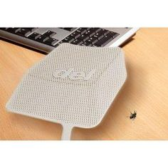 delete keyboard key fly swatter! love it :)