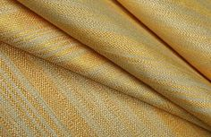 Moving into another multi-tonal metallic, Lago di Como Striped Fabric in Jasmine Yellow Gold is a poly-cotton blend with a varied stripe. Made in Switzerland, it also comes in copper and bronze colors, which, when paired with the gold colorway, add depth to metallic interior designs. This drapery and light upholstery fabric is discounted to $30 per yard. Striped Upholstery Fabric, Striped Fabrics, Drapery Fabric, Blue Fabric, Black Interior Design, Taupe, Beige, Discount Designer, Fabric Design