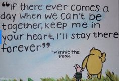 Winnie the Pooh Quote by Christopher Robin