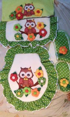 Bathroom Crafts, Bathroom Sets, Troll, Diy And Crafts, Sewing Patterns, Homemade, Ideas, Vase Crafts, Craft Ideas
