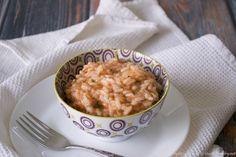 Un risotto facile e veloce da preparare dal sapore mediterraneo. Leggi la ricetta per preparare il risotto al pomodoro e origano con il tuo bimby.