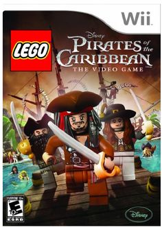 AMAZON.com $$ LEGO Pirates of the Caribbean Nintendo Wii Game Only $11.99 (Reg. $19.99) + FREE Shipping!
