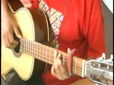 La Playa - la oreja de Van gogh - Como tocar en guitarra