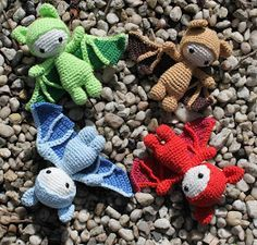 Die 770 Besten Bilder Von Amigurumi Häkelanleitungen Crochet