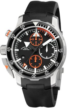 Muhle Glashutte Watch S.A.R. Flieger-Chronograph #bezel-unidirectional…