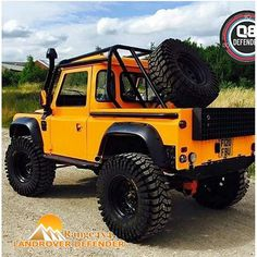 Do Repairs On Your Vehicle By Yourself Jeep 4x4, Land Rover Defender, Pick Up, Offroader, Nissan Patrol, Land Rover Discovery, Ford Bronco, Old Trucks, Off Road Racing