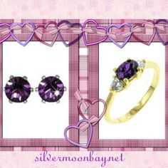 Valentine's Day gifts at www.silvermoonbay.net