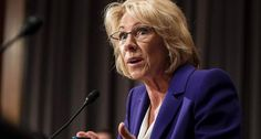 Betsy DeVos is the Wrong Choice for Secretary of Education. It is hard to imagine a worse choice than Betsy DeVos. World News Video, Betsy Devos, Secretary, Choices, Politics, Education, Grizzly Bears, Schools, Threading