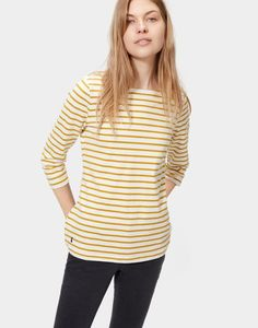 Find colorful camisoles, casual t-shirts & long-sleeved jerseys in the collection of Joules' women's tops. Casual Winter Outfits, Spring Outfits, Pretty Outfits, Pretty Clothes, Joules Uk, Striped Jersey, Stylish Tops, Long Tops, Everyday Outfits