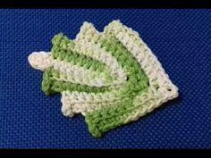 Passo a Passo do Jogo de Banheiro em Crochê - Tapete do Vaso 3/3 por Cristina Coelho Alves - YouTube