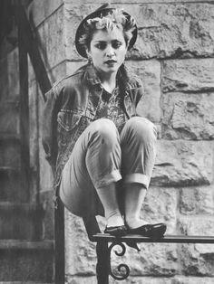 Just Eighties Fashion, Madonna