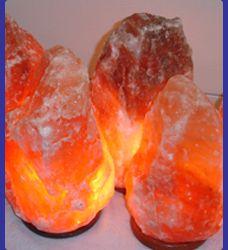 Natural Himalayan Salt Lamps