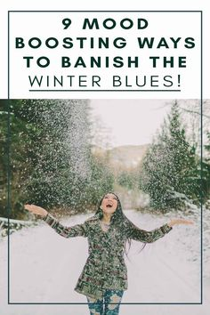 If you suffer from seasonal affective symptoms, or just a bad case of the winter blues then check out this post of ways to avoid feeling low during winter. With tried and tested tips that include positive thinking, lifestyle changes, selfcare routines, and natural remedies, through to solutions like seasonal affective lights, this post will show you how to feel good until spring. #winterblues #SAD #seasonalaffectivesymptoms #selfcareroutine #positivethinking