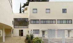Fondation Le Corbusier - Maison La Roche - Visites de la Maison La Roche, 10 square du Docteur Blanche, Paris (XVIe)