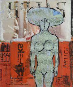 Tecnica Acrilic end Sicret Anno 2009 Autore Lino Lanaro