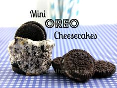mini oreo cheesecakes 1