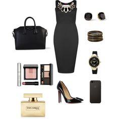 Elegance, power love black for ever❤️