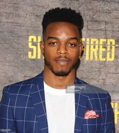 Actor Stephan James attends the 'Shots Fired' FYC event at Saban Media Center on May 10, 2017 in North Hollywood, California.