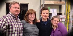 Happy Father's Day Tim!!Thank you for giving us @chriscolfer ,the person more Awesome and Talented in the world!