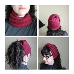 Снуд-шапка (DIY)