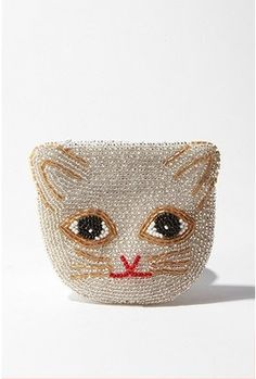 kitty coin purse i need this...