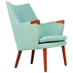 Hans J. Wegner AP-20 Easy Chair for A.P. Stolen
