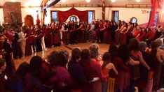Shutesbury, MA. Women's Belly and Womb Conference. To find a Red Tent near you visit: http://www.redtentmovie.com/red_tents_near_you.html