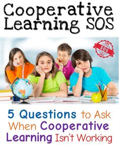 Need help for this question about collaborative learning.?