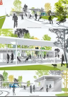 "arch_it ""City Acupuncture"" public space competition 1st prize in competition for…"