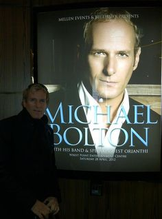 at his book signing.gotta get this. Michael Bolton, Him Band, Book Signing, Special Guest, Over The Years, New Books, Music Videos, Favorite Things, Santa