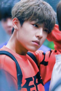 Wanna One 박우진 (Park Woojin) Your Music, New Music, Lai Guanlin, Produce 101 Season 2, Lee Daehwi, First Love, My Love, Kim Jaehwan, Ha Sungwoon
