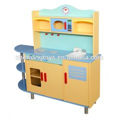 Wooden Kids Small Kitchen Designs Play Set Product On Alibaba