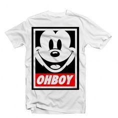 Tshirt Ohboy