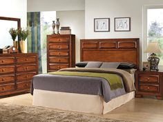 Inter Spec Thomas Hahn Ii Bedroom Collection  Ideas For The House Captivating Farmers Furniture Bedroom Sets Design Inspiration