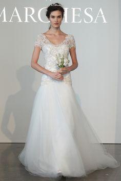Marchesa Bridal Spring 2015 - Slideshow
