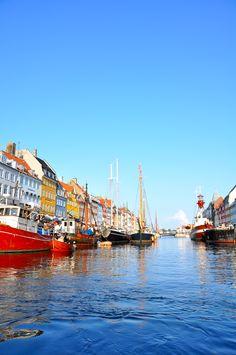 Copenhagen, Denmark by @Jamie Sy