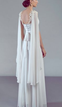 Aurora complete bridal outfit wedding dress by PetiteLumiereCo