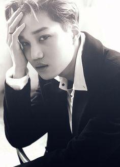 EXO | Kim Jong In ❤ (kai) | EXODUS album photos | tumblr