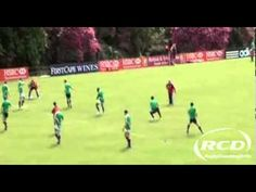 Rugby Coaching Drills - Defensive Structure - YouTube