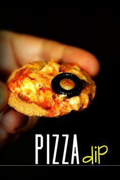 Pizza Dip - LAS SALSAS DE LA VIDA