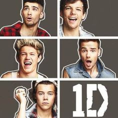 One Direction for Fabulous magazine