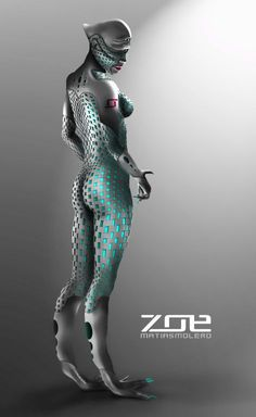 Poser Gallery | Zoe by Dizengo