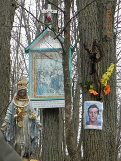 '6th Station'  Pray for Jure Erjavec,  missing since Feb. 24th 2012. He'll be 23  years old on Sept. 15, 2013