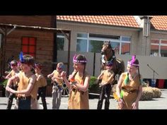 2de leerjaar - YouTube indianendans
