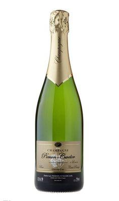 CHAMPAGNE PIERSON-CUVELIER, CUVÉE PRESTIGE BLANC #atelierscavistes #champagne