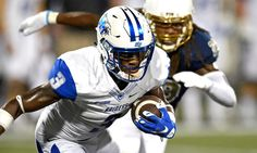 The secret is out on MTSU star receiver Richie James =  Chances are if you follow college football, you know the name Richie James. No one is here today to declare the Middle Tennessee State wide receiver the best player you've never heard of, because really, why wouldn't you know that James is.....