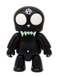 Anarchy Qee Black Toyer - Toy2r