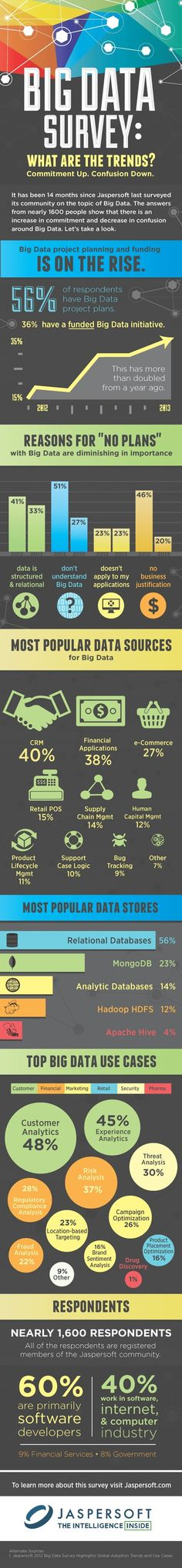 Big Data Survey: What Are the Trends? [Infographic] - Business 2 Community