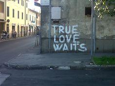 true love waits